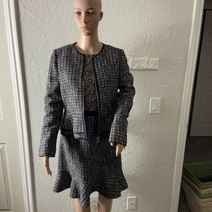 Beautiful Authentic Red Valentino Jacket & dress